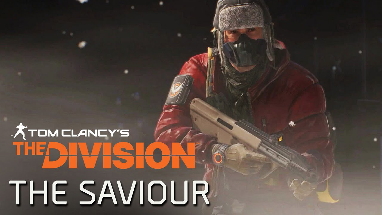 Tom Clancy's The Division - Dark Zone Story: The Saviour