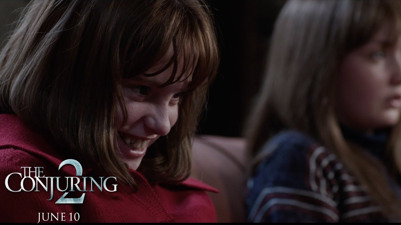 The Conjuring 2 - Redefining Horror Featurette [HD]