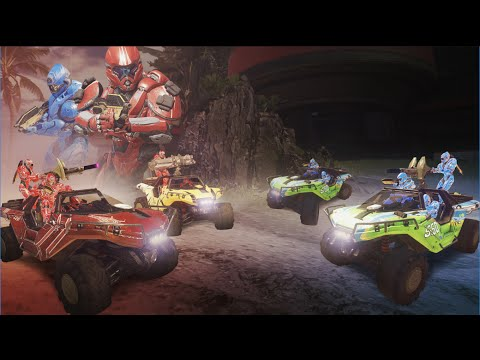 Halo 5: Guardians – Hog Wild REQ Drop Launch Trailer