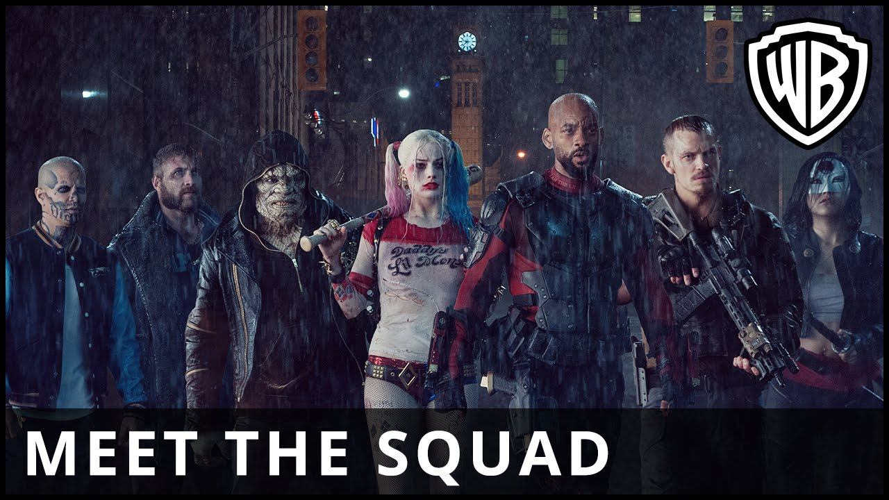 Suicide Squad – Meet The Squad