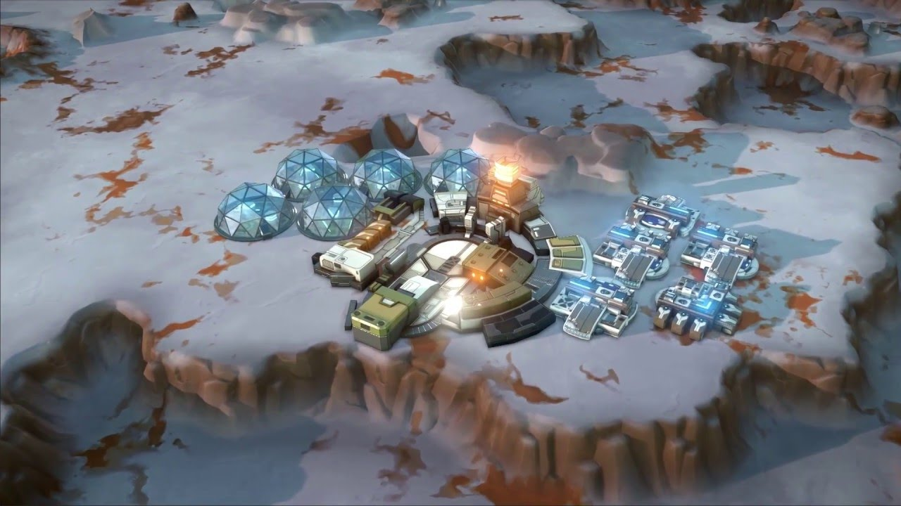 Offworld Trading Company Launch Trailer