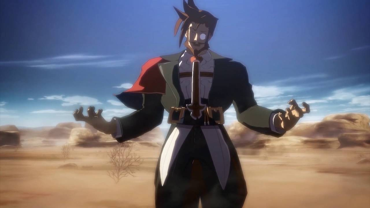 Guilty Gear Xrd Revelator - Story Trailer