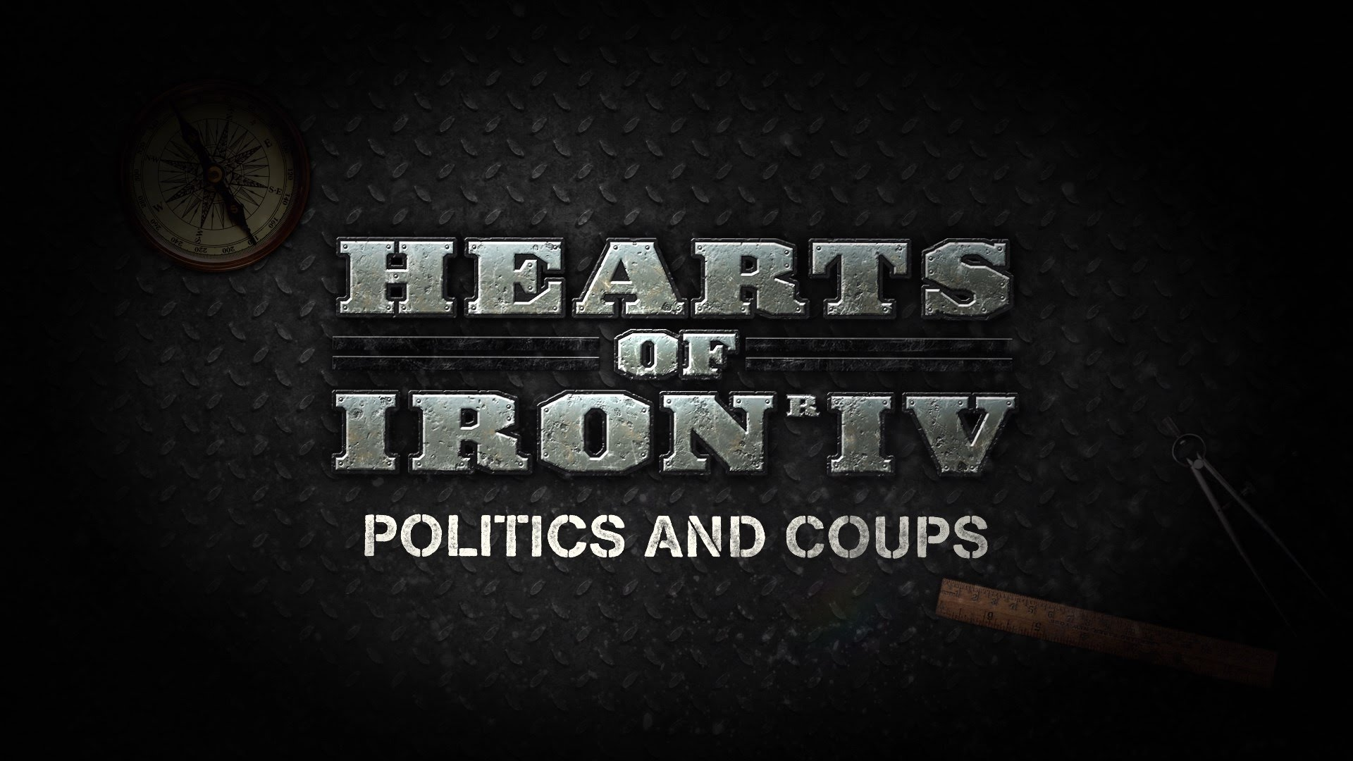 "Hearts of Iron IV - ""Politics and Coups"" - Developer Diary 3"