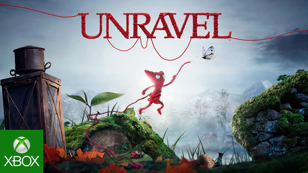 Unravel Puzzle Gameplay Trailer