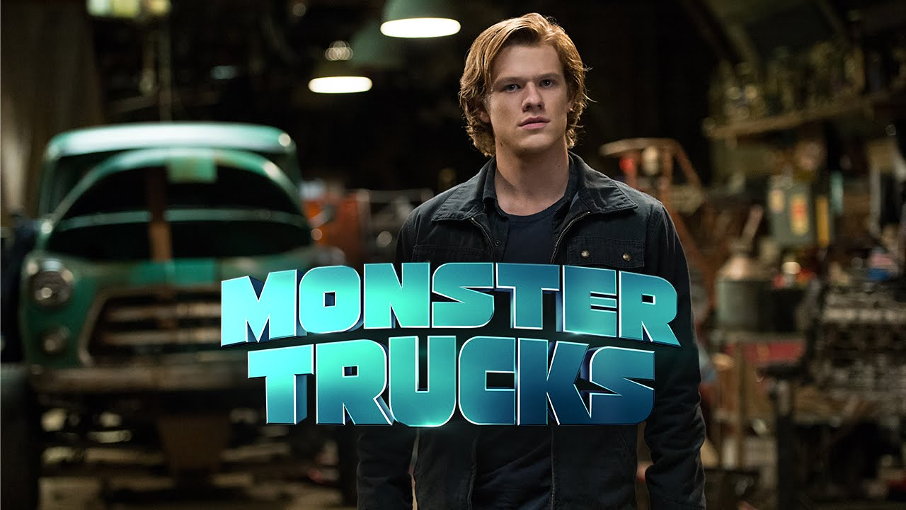 Monster Trucks | Trailer #1