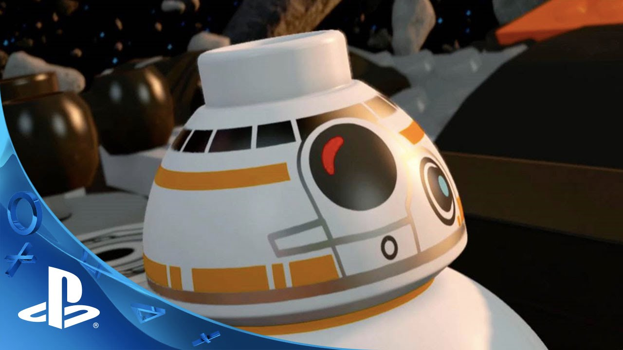 LEGO Star Wars: The Force Awakens - BB-8 Character Spotlight Trailer