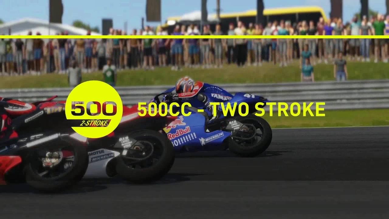 MotoGP16: Valentino Rossi - Historic Trailer