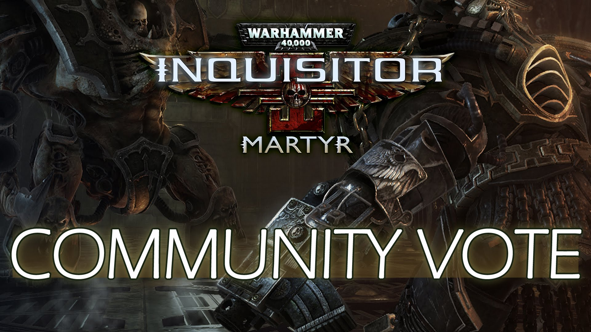 W40K: Inquisitor - Martyr | The Sound of the Bolter