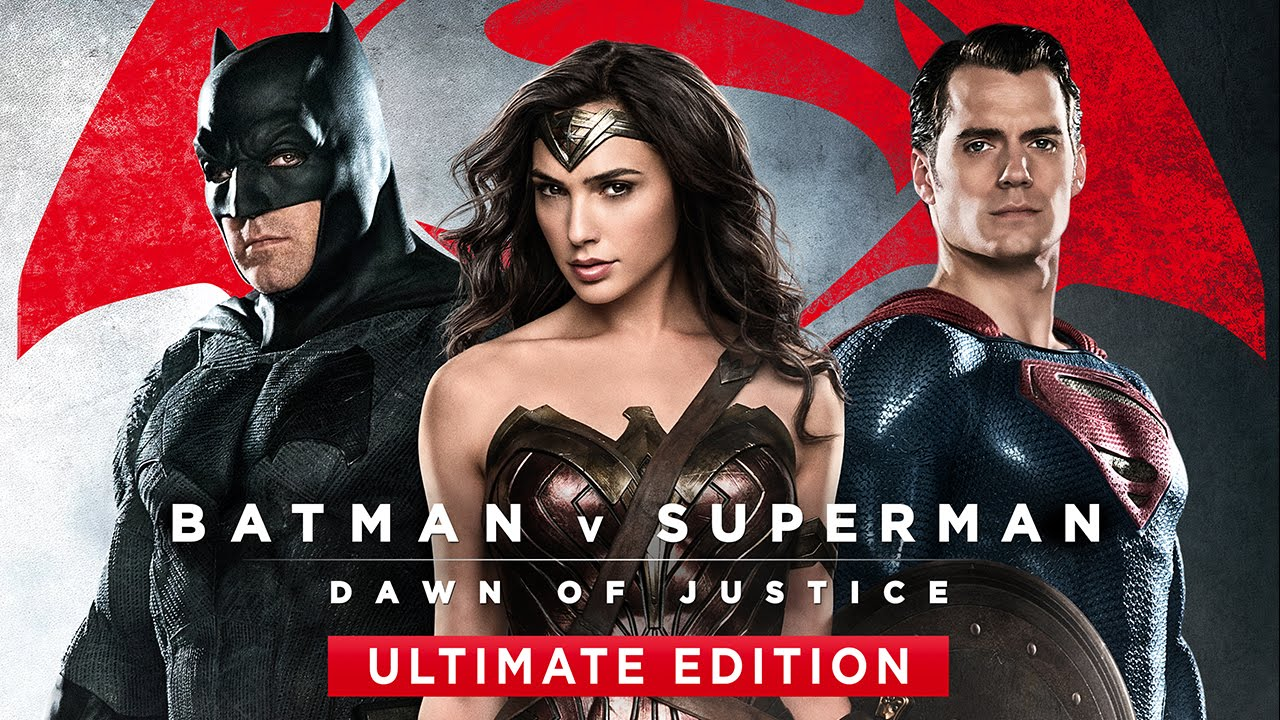 Batman v Superman: Dawn Of Justice – Ultimate Edition Trailer