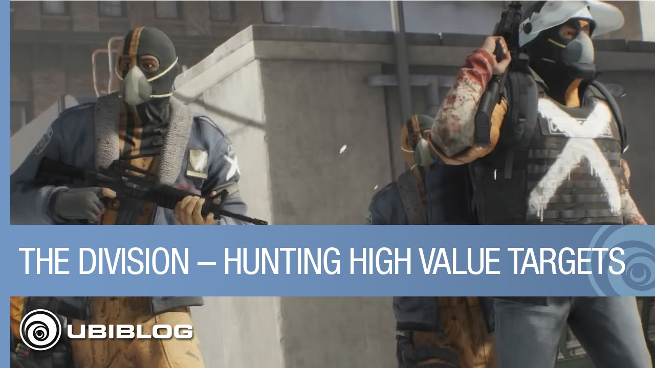 Tom Clancy's The Division – Hunting High Value Targets