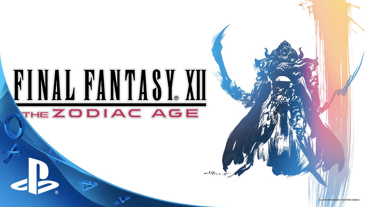 FINAL FANTASY XII THE ZODIAC AGE - Announcement Reveal Trailer
