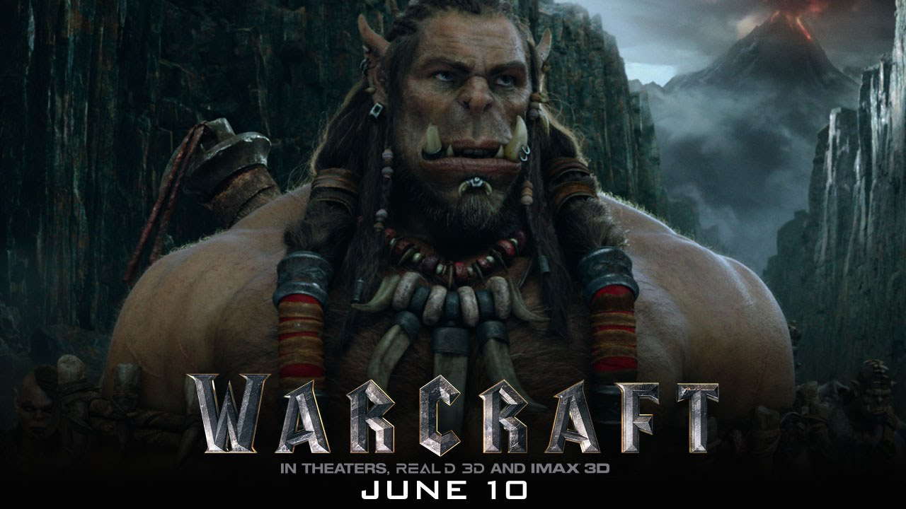 "Warcraft - ""Durotan"" Extended Character Video"