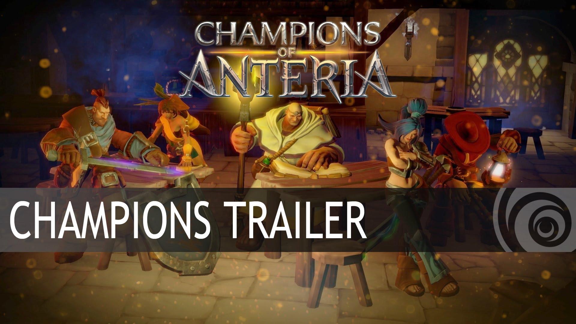 Champions of Anteria: Champions Trailer