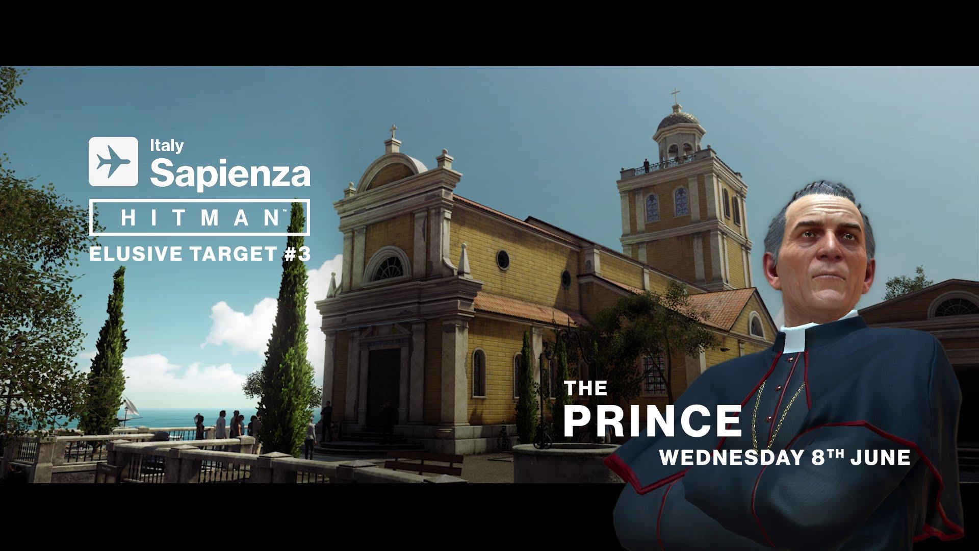 HITMAN - Elusive Target #3 - The Prince