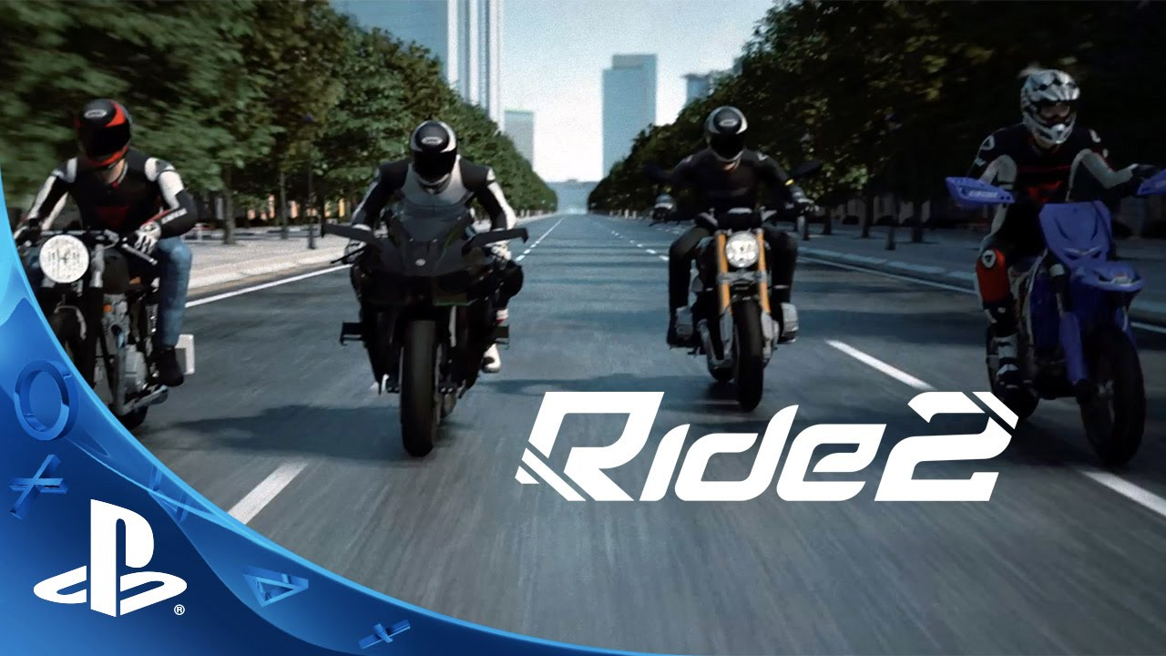 Ride 2 - Official Announce Trailer