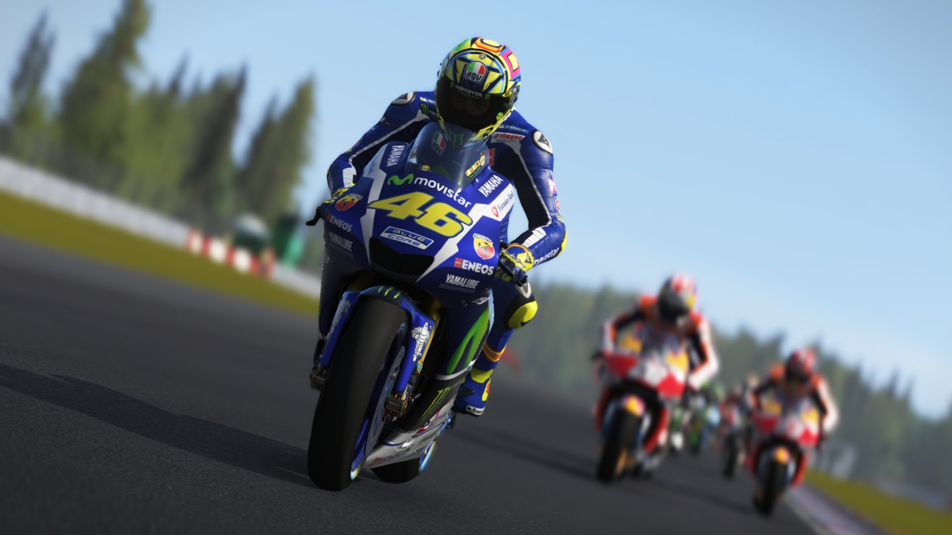Valentino Rossi The Game - MotoGP™ 2016