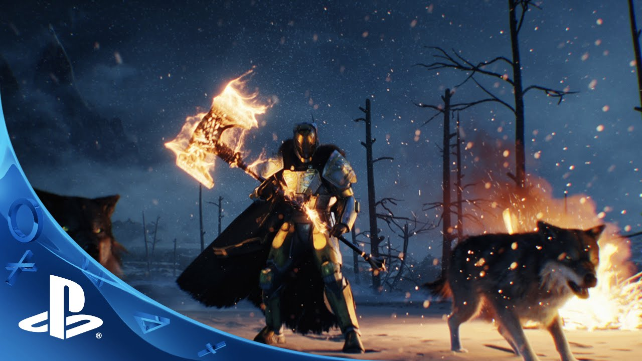 Destiny: Rise of Iron - Official Reveal Trailer