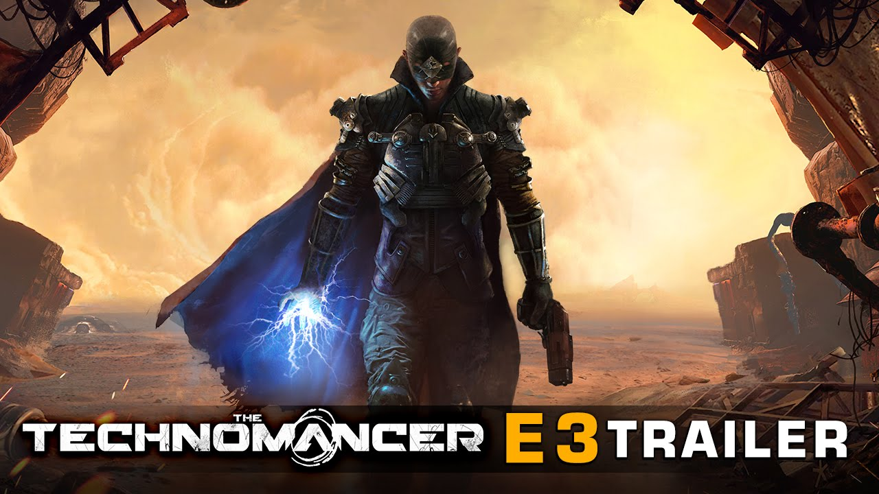 The Technomancer - E3 Trailer