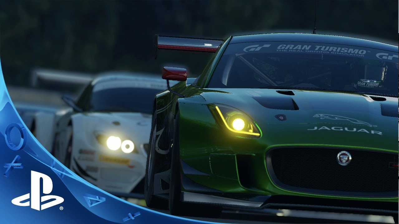 Gran Turismo Sport - E3 2016 Gameplay Trailer #2