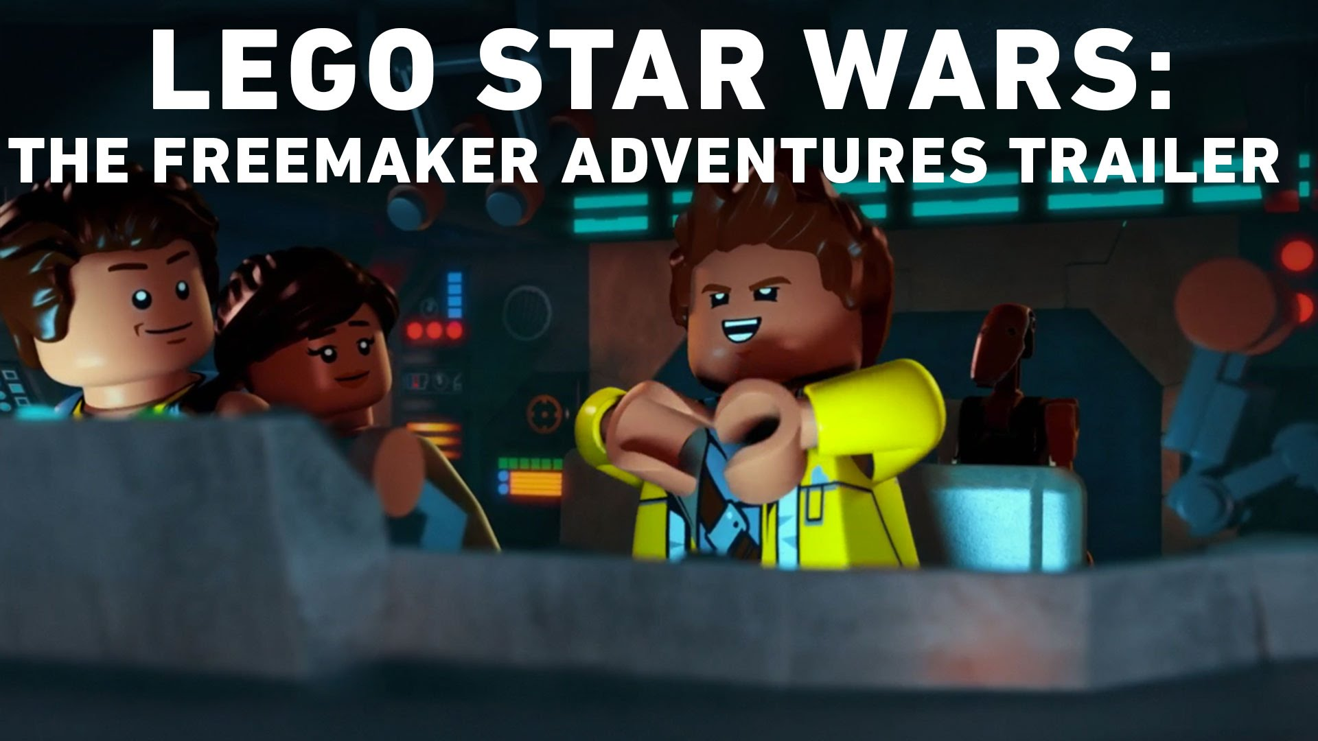 LEGO Star Wars: The Freemaker Adventures Full Trailer (Official)