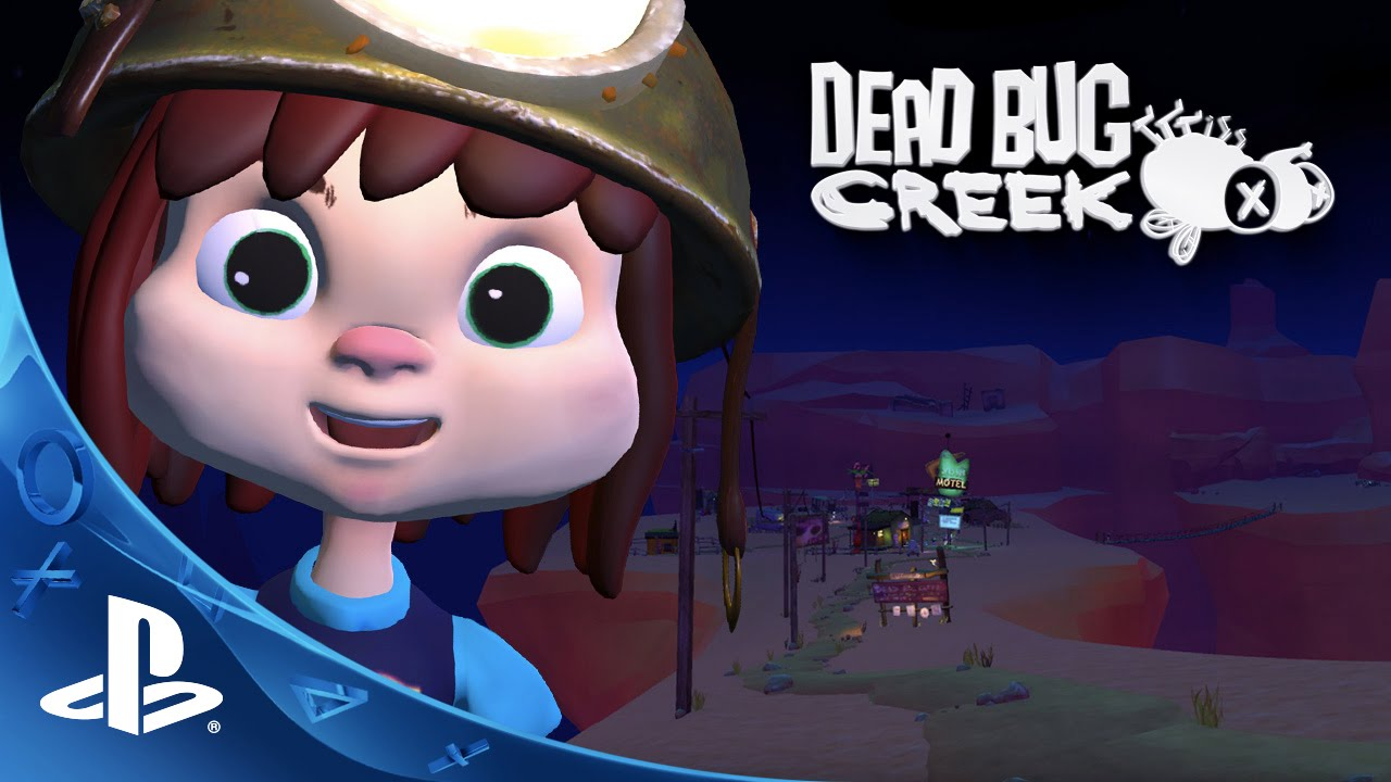 Dead Bug Creek - Announcement Trailer