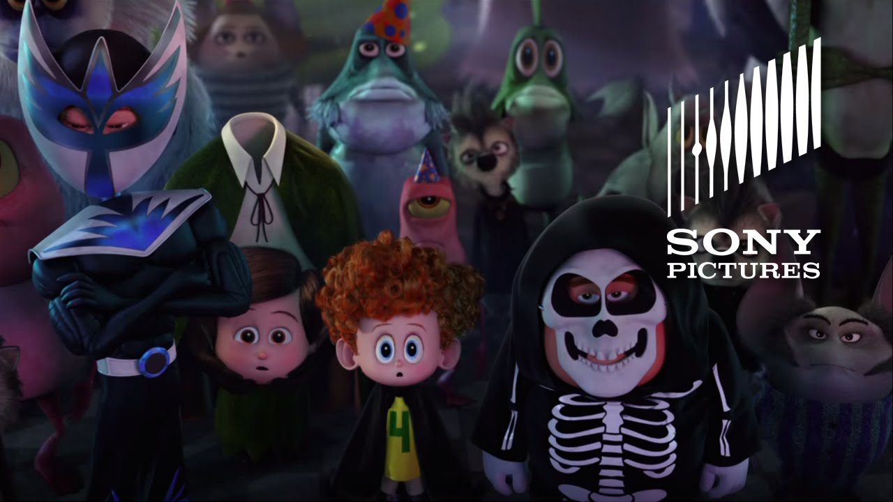 Hotel Transylvania 2 - Going Back to School