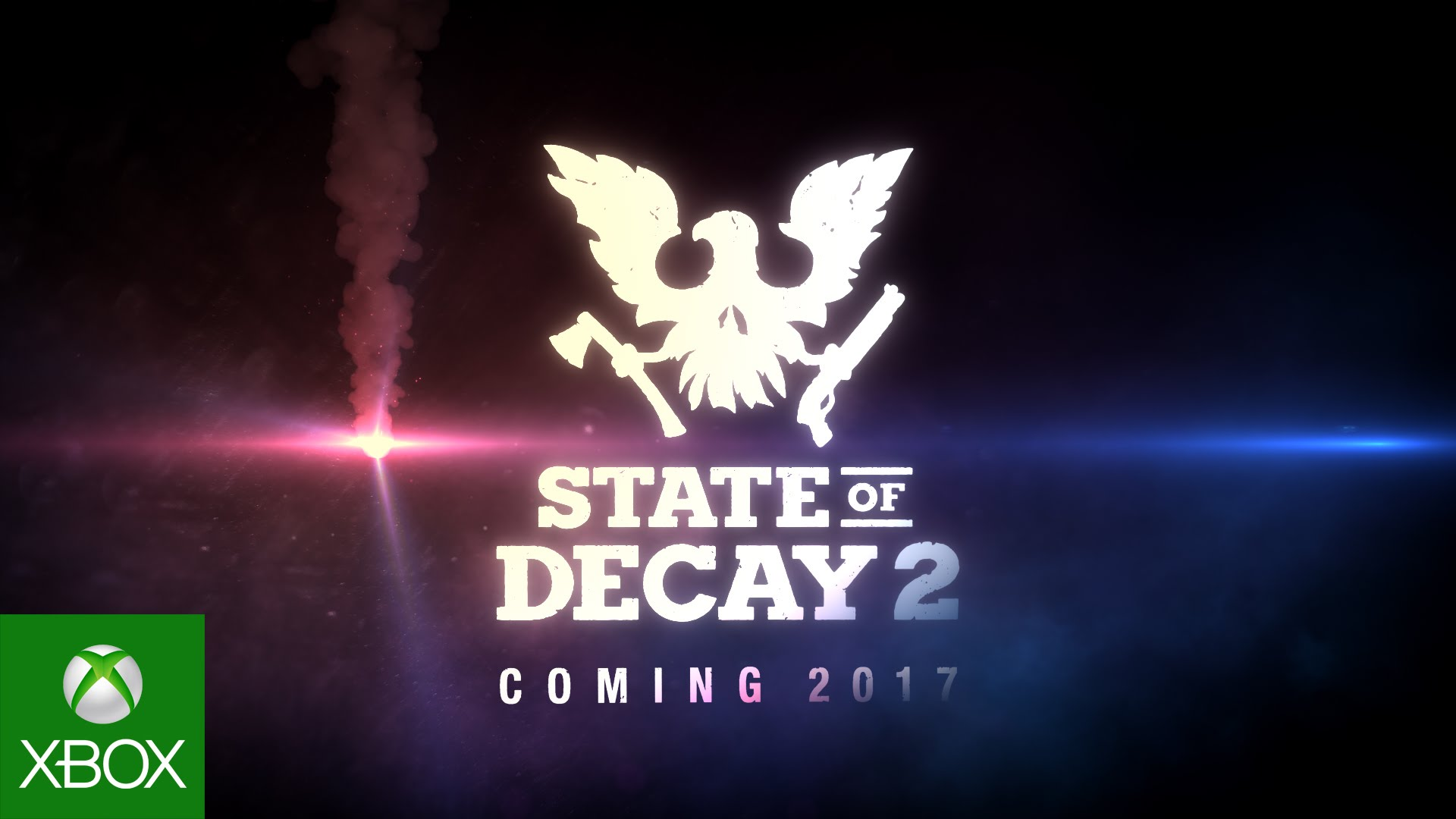 Announcing State of Decay 2 - Xbox E3 2016