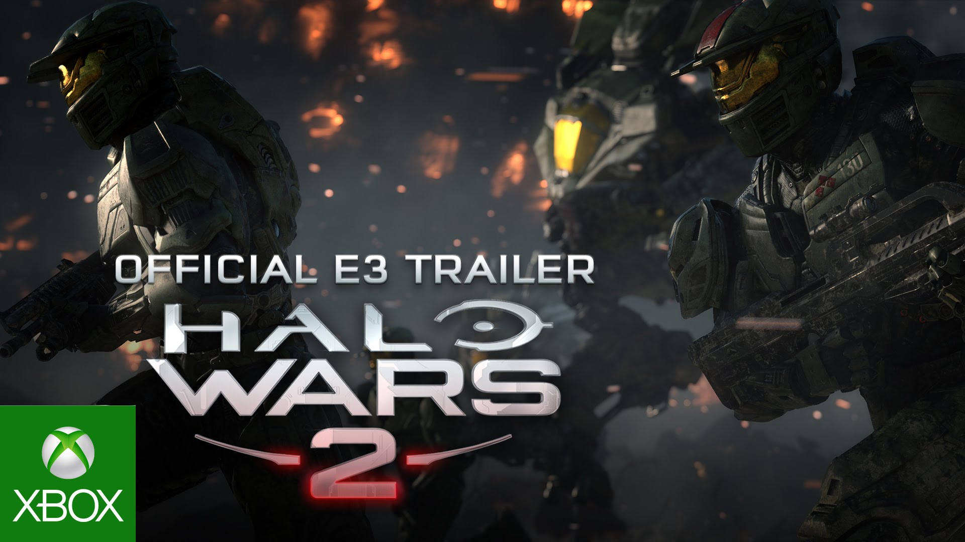 Halo Wars 2 Official E3 Trailer