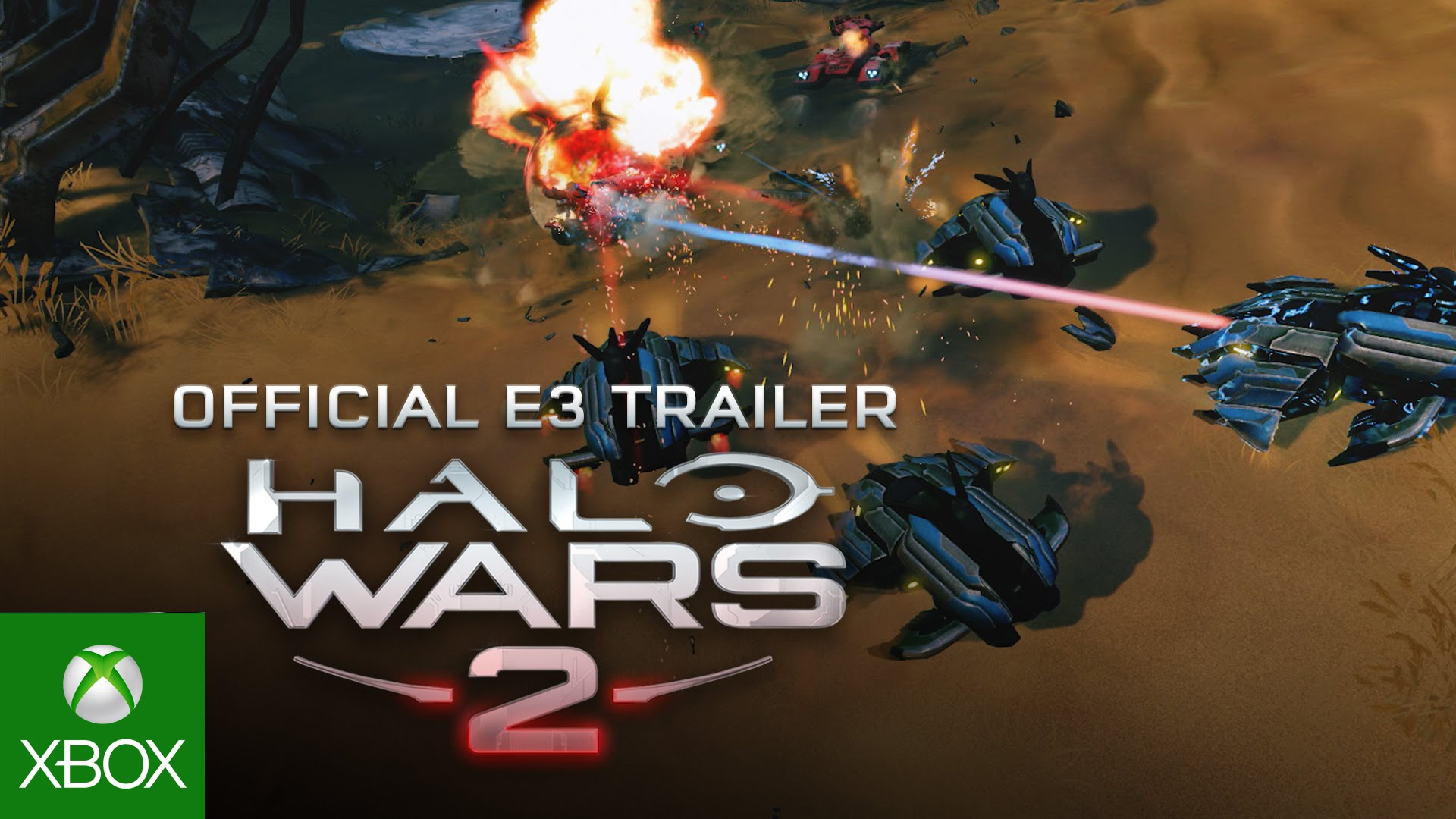 Halo Wars 2 E3 Multiplayer Beta Trailer