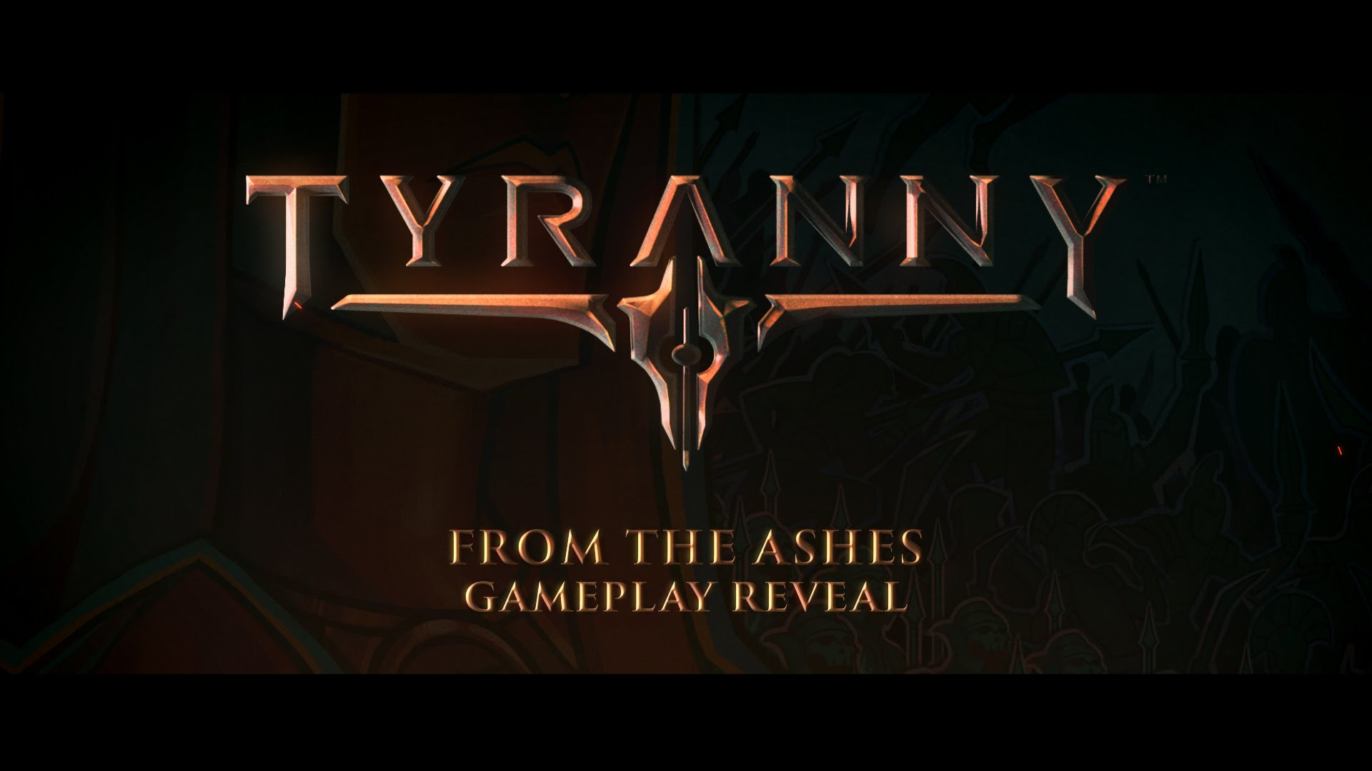 "Tyranny - ""From the Ashes,"" Gameplay Reveal - E3 2016"