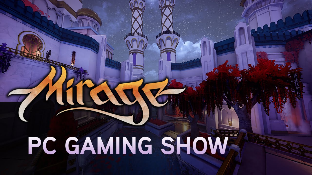 "Mirage: Arcane Warfare ""PC Gaming Show"" Gameplay Trailer"