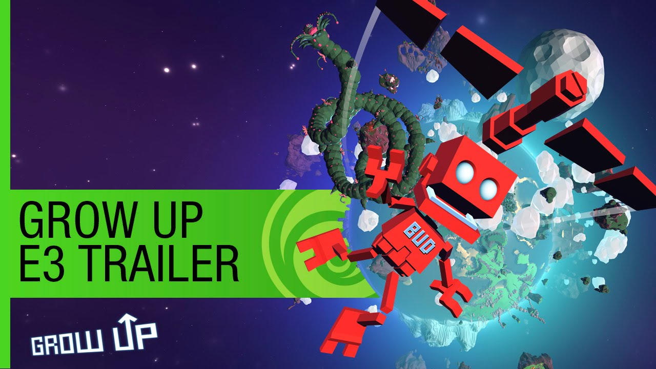 Grow Up Trailer: Announcement - E3 2016
