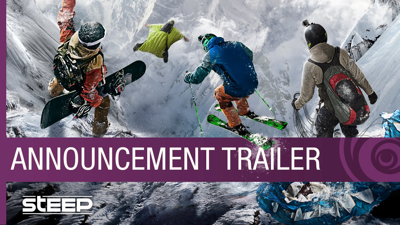 Steep Trailer: Announcement – E3 2016