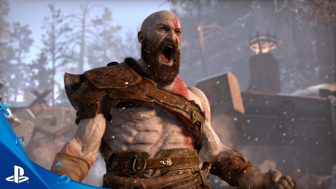 God of War - E3 2016 Gameplay Trailer