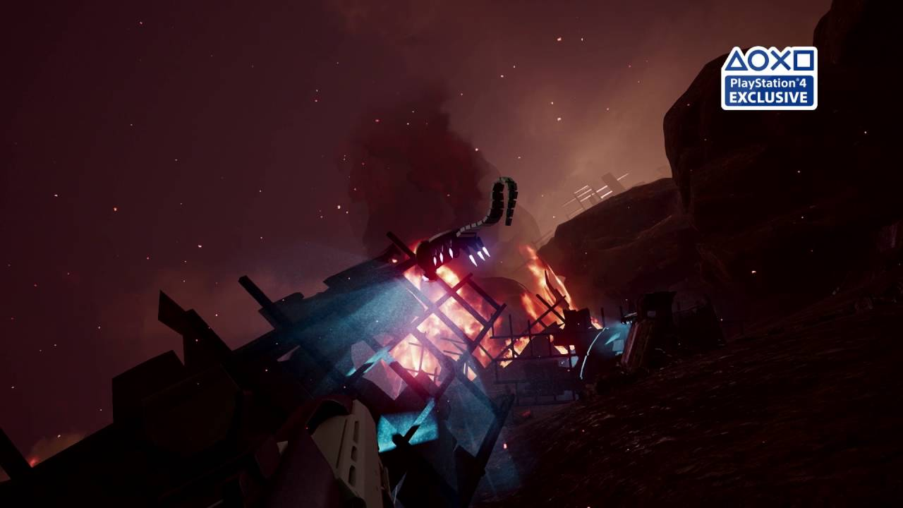 Farpoint - E3 2016 Announce Trailer | PS VR