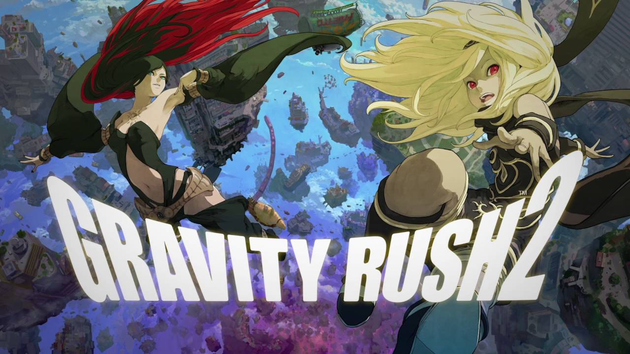 Gravity Rush 2 E3 2016 trailer