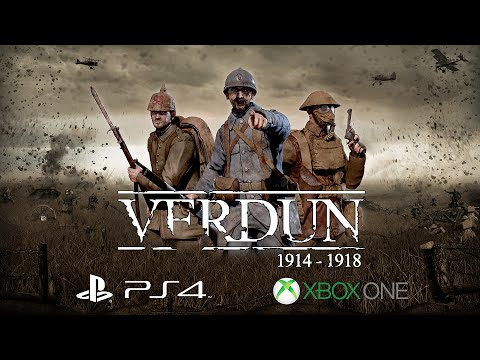 Verdun Console Announcement trailer
