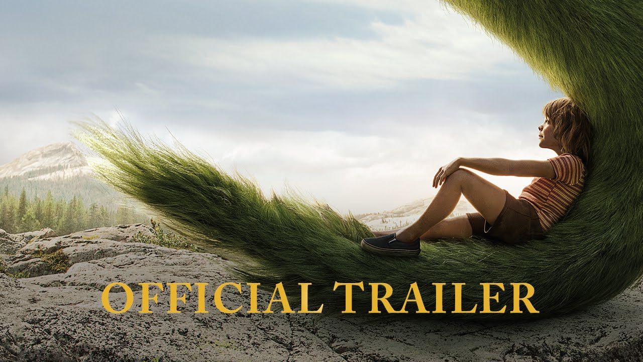 Pete's Dragon - Official US Trailer
