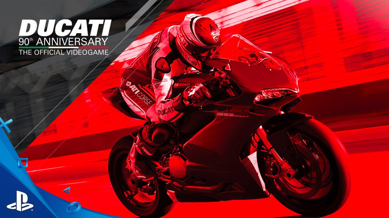 Ducati - 90th Anniversary - E3 2016 Official Launch Trailer