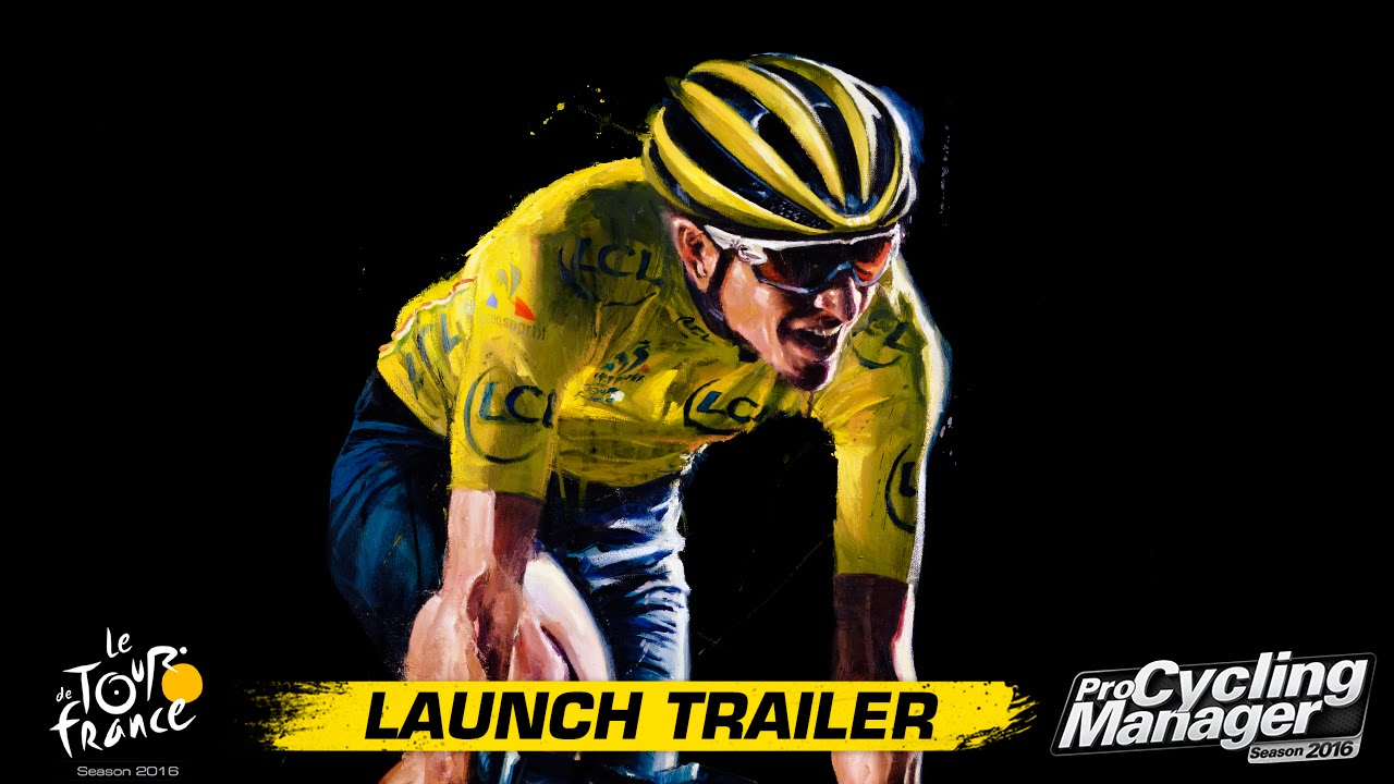 Tour De France 2016 / Pro Cycling Manager 2016 - Launch Trailer