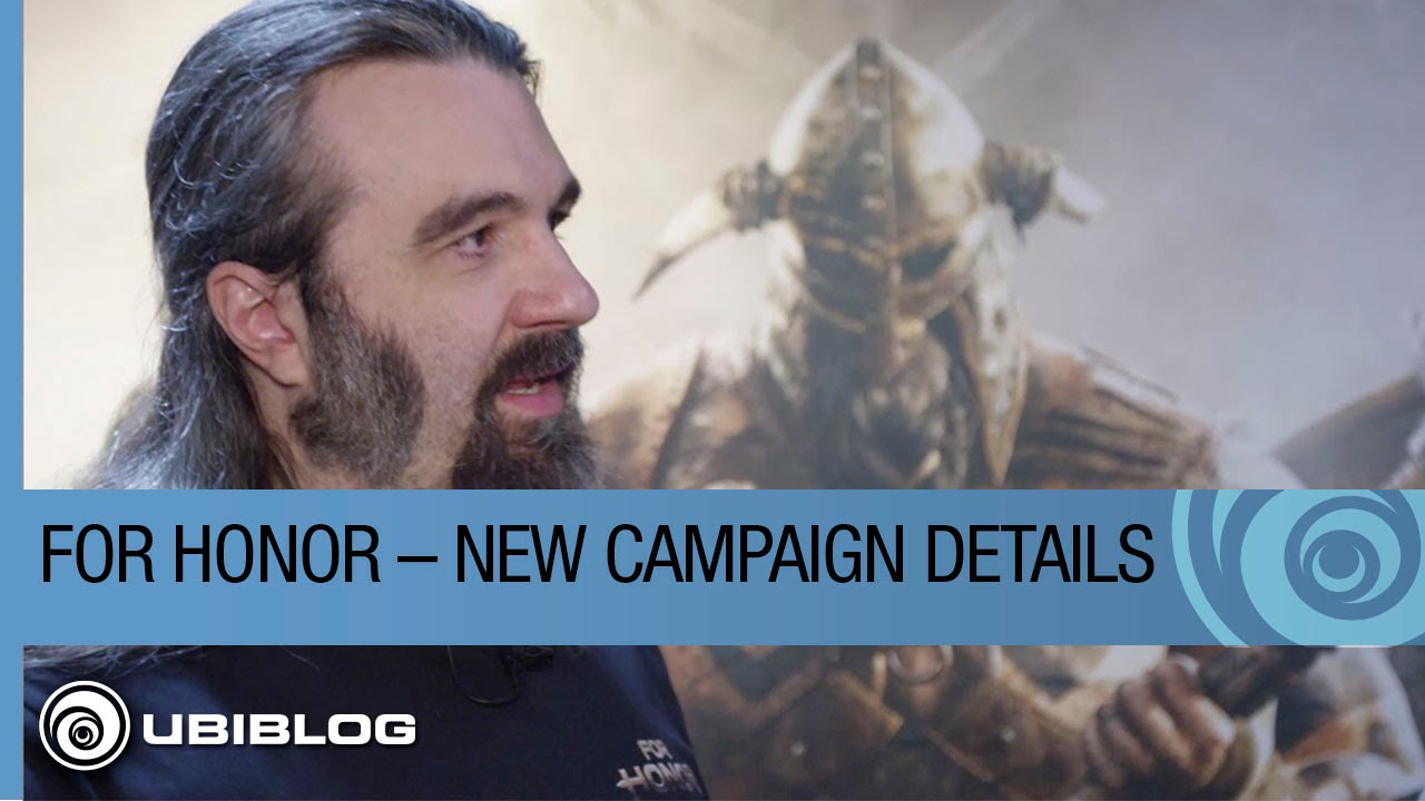 For Honor – New Campaign Details Revealed