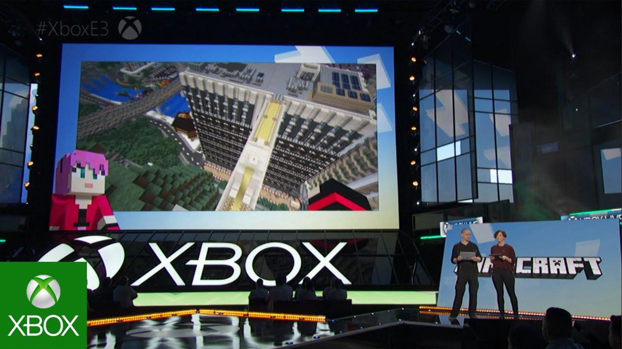 Minecraft E3 2016: Add-ons