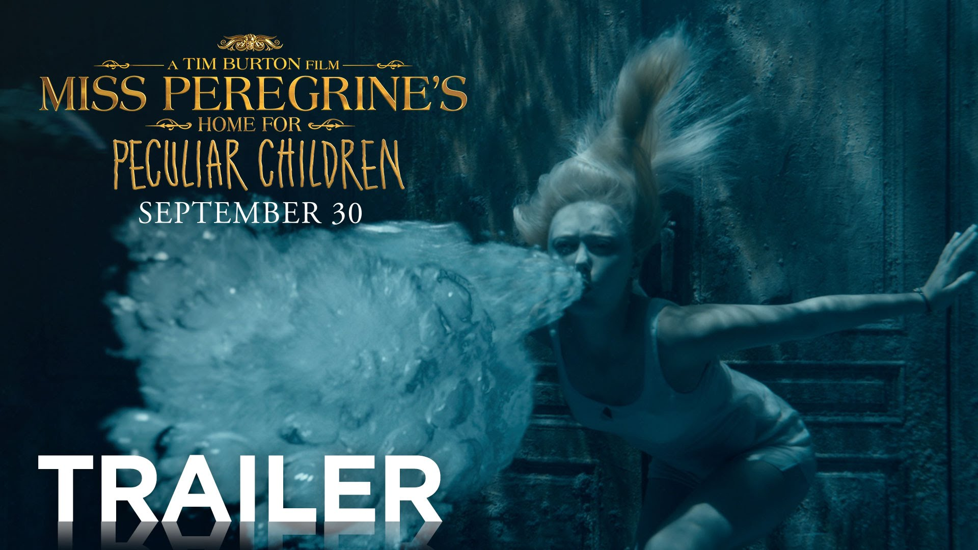 Miss Peregrine's Home for Peculiar Children | Official Trailer 2 [HD]
