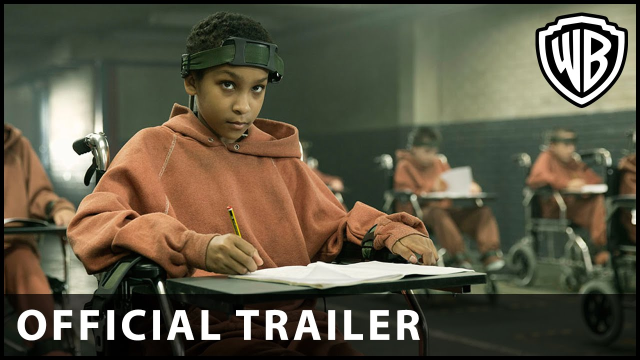 The Girl With All The Gifts – Official Trailer