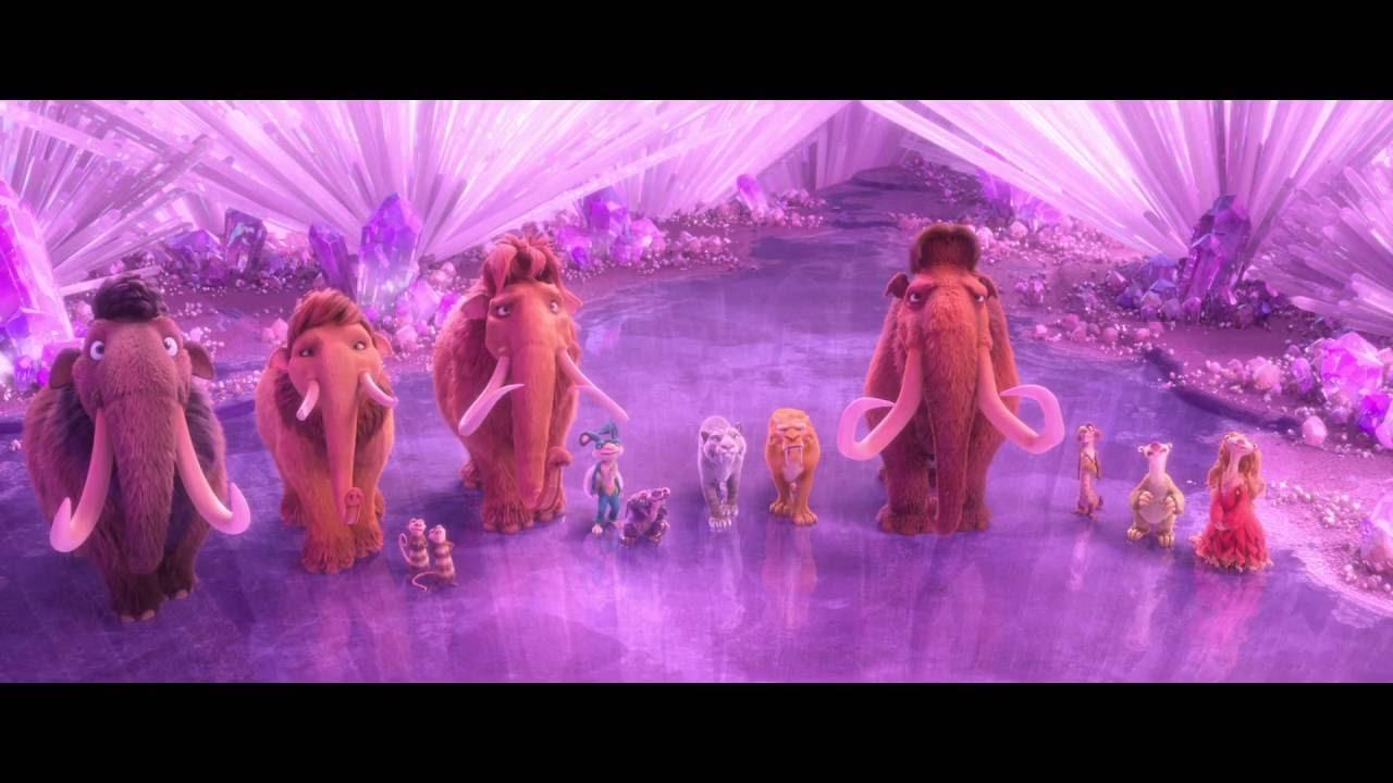 Ice Age: Collision Course | Shangri Llama