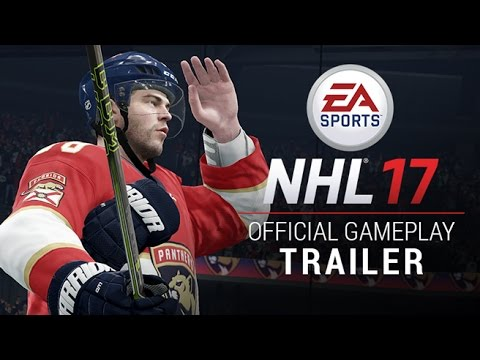 NHL 17 | Official Gameplay Trailer