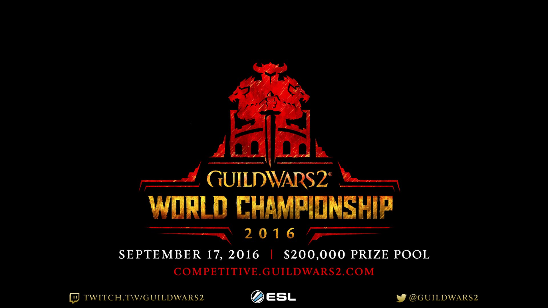 Announcing the Guild Wars 2 World Championship