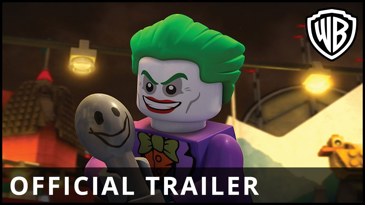 LEGO DC Justice League: Gotham City Breakout - Official Trailer