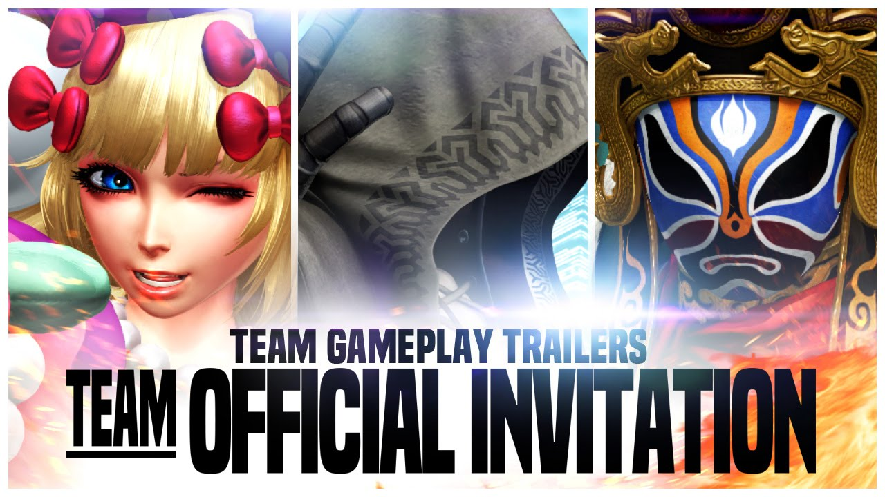 THE KING OF FIGHTERS XIV: Team 'Official Invitation' Trailer