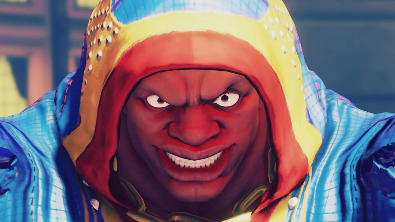SFV: Balrog Reveal Trailer